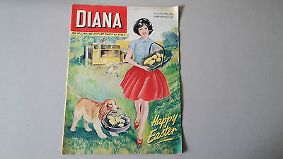 DIANA COMIC No. 8 from 1963