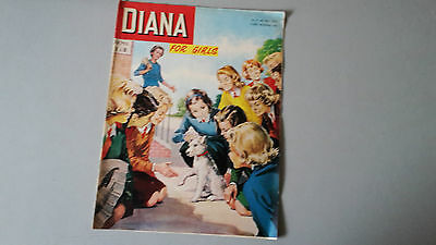 DIANA COMIC No. 11 from 1963