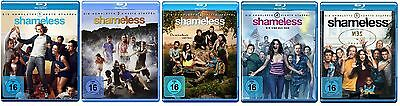 Blu-ray Set * Shameless - Season/Staffel 1+2+3+4+5 * NEU OVP