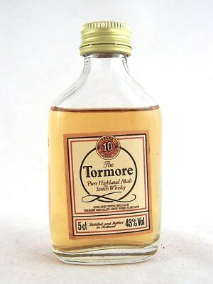 Miniature @ 1971 TORMORE 10YO Malt Whisky Isle of Wine