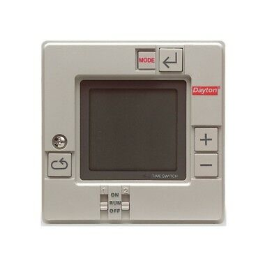 4A342 15 Amp Programmable 7-Day Electronic Timer | 100-240VAC | 2 Channel