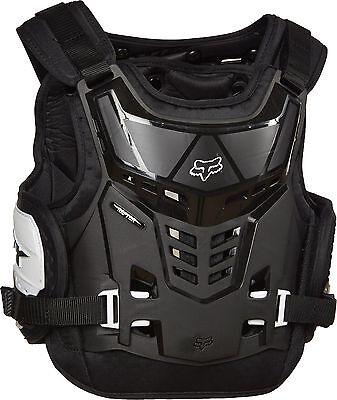 Fox Racing Youth Raptor Proframe LC MX/Off-Road Roost Deflector/Chest Protector