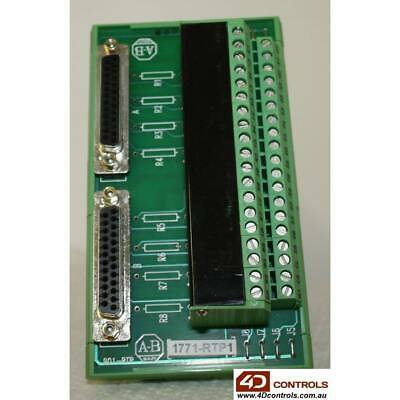 Allen Bradley 1771-RTP1 Remote Termination Board - Series A
