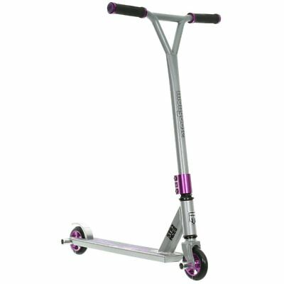 Mongoose Stance Pro Push Jump Street Stunt Trick Scooter Reinforced Y Bar