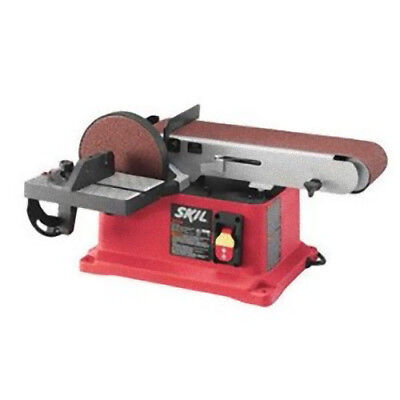SKIL 3376-01 4-Inch x 36-Inch Two-In-One Adjustable Belt Sanding Station