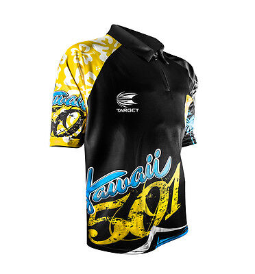 New for 2015 Target COOL PLAY Wayne Mardle Authentic Replica Shirt