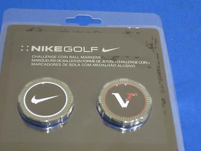 Nike Golf Golf Challenge Coin Ball Markers ref 2