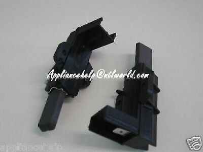 HOOVER CANDY spazzole carbone motore lavatrice 97916670