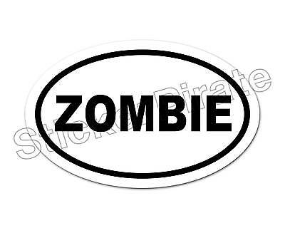 chevy ssr decals best place to find wiring and datasheet resources Camaro Rear Clip oval car magnet zombie magnetic bumper sticker