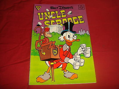 Walt Disney's UNCLE SCROOGE #228   Gladstone Comics - NM