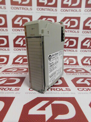 Allen Bradley 1769-IF4 CompactLogix 4-Ch Analog Current/Voltage Input Module ...