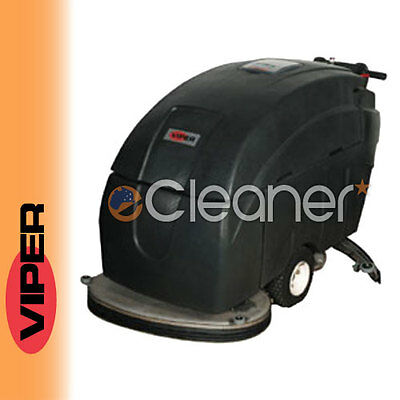 """Nilfisk Viper Fang32T 32"""" Floor Scrubber Battery Operated"""