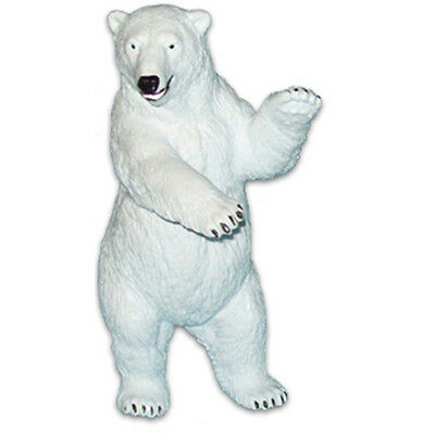 FREE SHIPPING | AAA 53004 Polar Bear Standing Model Figurine - New in Package