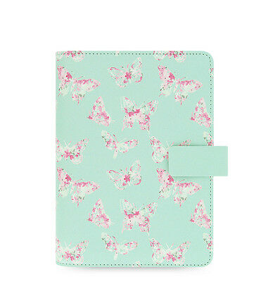New Filofax Personal Size Butterfly Organiser Planner Notebook Diary - 022523