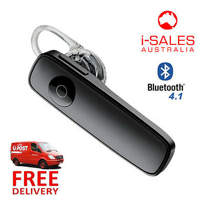 New Universal Wireless Bluetooth Handsfree Headset Earphone For Mobile Phone
