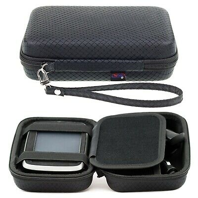 Black Hard Carry Case For TomTom Go Basic & Essential 6 Inch 6100 Go 610 6'' GPS