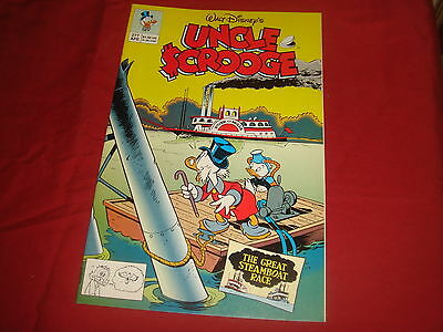 Walt Dinsey's UNCLE SCROOGE #277  Disney Comics - NM
