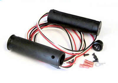 SPI Heated hand grips for snowmobiles, snowmobile hand warmer kit