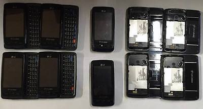 Lot of 38 LG UN510 Rumor Touch, Banter Slider Keyboard Phone (U.S. Cellular)