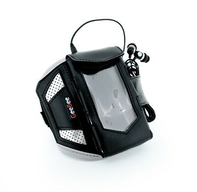 GeeBee Sports armband Black - for large mp3 players IPod Video / 4G / Photo / 3G