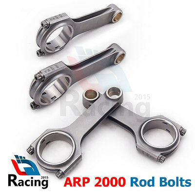 Conrod Connecting Rods For Audi S3 A4 TT 1.8T VW Golf Performance Pleuel Bielle