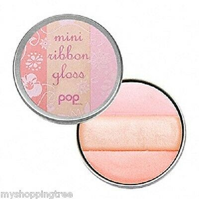 Pop Beauty Mini Ribbon Gloss Lip Gloss DAISY GLOW, New!