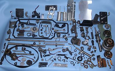 Lot of used Sewing Machine Parts for YAMATO Model DW-1300MD