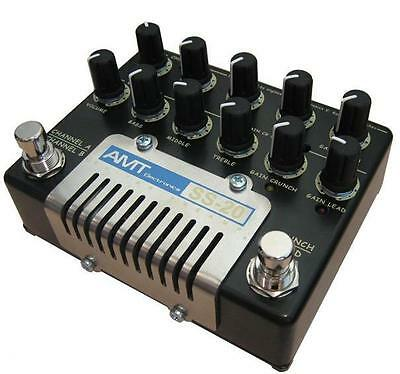 AMT Electronics SS-20 Guitar Preamp  with power adaptor
