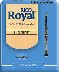 Anche Clarinette Sib Rico royal force 2 x10