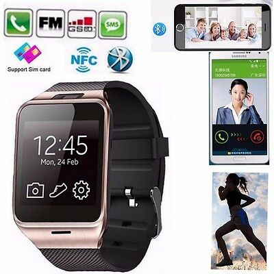 New GV18 Bluetooth Smartwatch  Smart Watch Intelligente Orologio Per IOS Android
