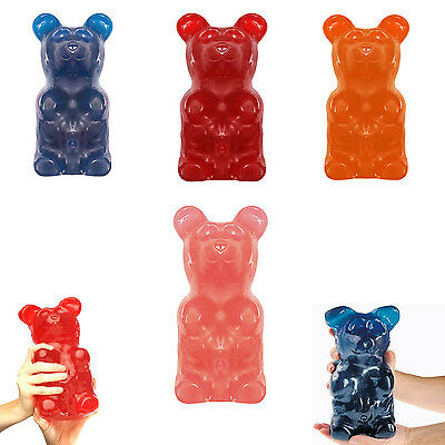 World's Largest Gummy Bear!™ - Giant Gummi Bear - 4 Flavours Available