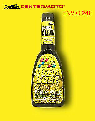 Metal Lube Limpieza Interna Motores Coches | 236EC | 236 ml | Motor