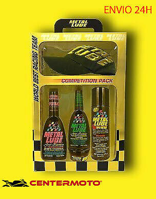 Metal Lube Pack Competicion Coches   5PACK   236 - 120 ml   170 - 75 g
