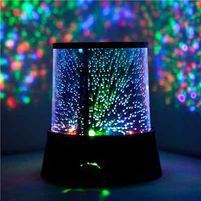 Childrens Star Master Night Light Sky Led Projector Lamp Kids Bedroom 30-0044
