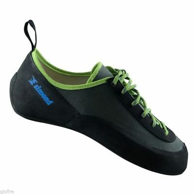 ROCK SIMOND CLIMBING Beginner Lace SHOES Precision Comfort Free P&P