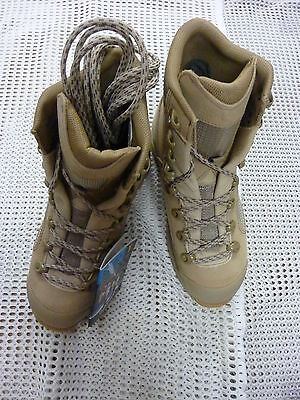 Lowa  Elite Desert Combat Boots British Army Issue Various Sizes New