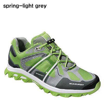 60% Off! New Women's Mammut Mtr 141 Alpine Performers Us 7, Spring Grey!