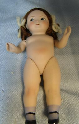 """Lorraine DeDeFeno 5"""" Jointed Hand-painted Doll"""