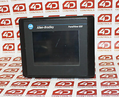 2711-T6C16L1 PanelView 600 Color Touch - Used - Series B