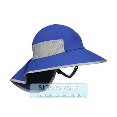 Sunday Afternoons Play Sun Hat UPF 50 Royal Blue Child Outdoor Child 2-5 years