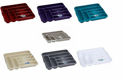 Wham Large Cutlery Tray 7 Compartments