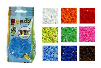 BÜGELPERLEN Nachfüllpack BEADS 1100 Stück NABBI  PHOTO PEARLS® Fotoperlen 7510