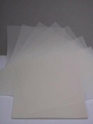 Vellum Translucent Tracing Paper 90gsm A4 in 25's or 50's Cardmaking Art Crafts