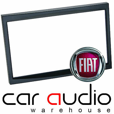Fiat Scudo 2007 On Double Din Car Radio Facia Fascia Panel AUTOLEADS DFP-04-05