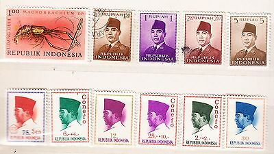 Indonesia Various President Sukarno