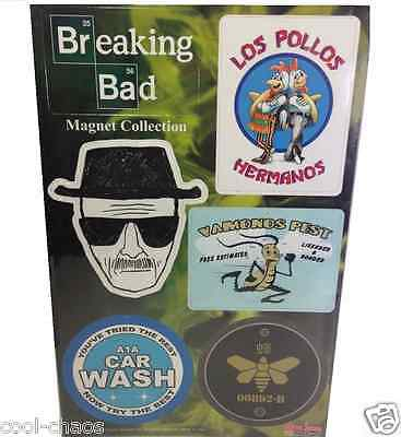Breaking Bad Magnets Set-NEW