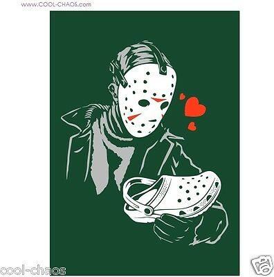 Horror Movie Friday the 13th Jason Magnet - jason voorhees magnet Lol Hilarious!