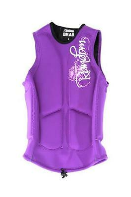 Random BARB Ladies Wakeboard Impact Vest, various sizes and colours. 21830