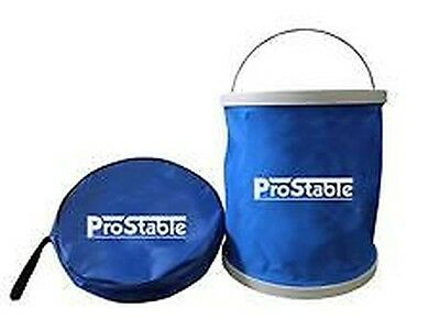 Prostable Collapsible Bucket Equine Horse Buckets & Tubs