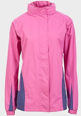 Paco Active Ladies Golf Waterproof Raincoat / Jacket - Two colours 4 sizes